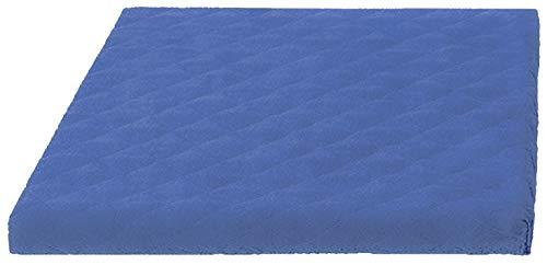 Brandsseller Copertura Superiore per Lavatrice e asciugatrice coprilavatrice 60x60x5cm - Blu Chiaro