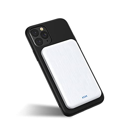 wwyy Banco de Potencia inalámbrico magnético de 10000mAh para iPhone 12 12 Pro MAX Portable CARGER Image Batería Externa Carga rápida Powerbank