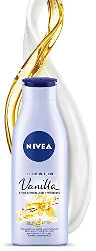 Nivea Öl Body Lotion Vanille & Mandelöl, 200 ml