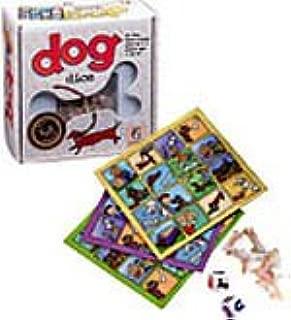 Gamewright Dog Dice