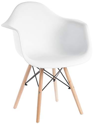 silla scandi blanca de la marca Bold Tones