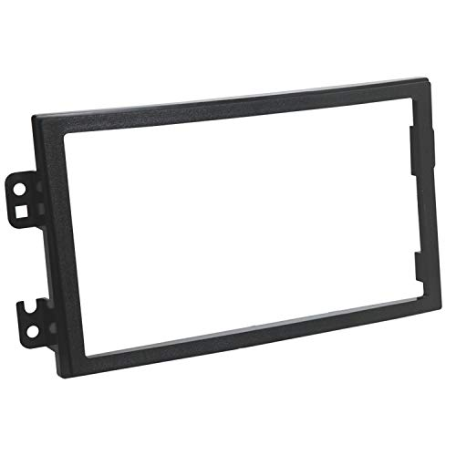 SCOSCHE NN1647B Compatible with 2003 to 2005 Nissan 350Z Double DIN Car Stereo Installation Kit