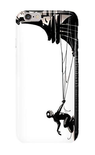 Carcasa para iPhone 6 6s Spiderman Peter Parker Marvel Comics Superhero 16 Diseños