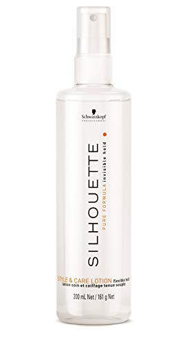 spray lotion vapo coiffage et soin silhouette 200 ml