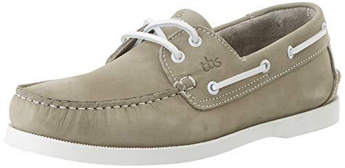 TBS Phenis, Chaussures Bateau Hommes, Gris (Gris Clair...