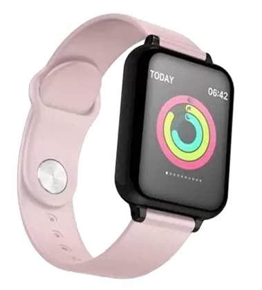 Relógio Smartwatch B57 Inteligente Heroband 3 ORIGINAL + Película (ROSA)