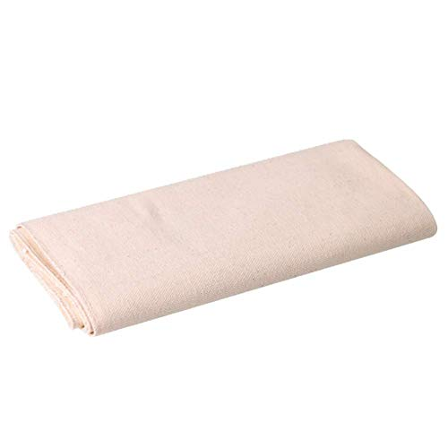 Bakers Couche, Professional Linen Bread Proofing Cloth Non-stick Baker's Couche for Baguette Bread Loaf Dough (18''×29.5'')