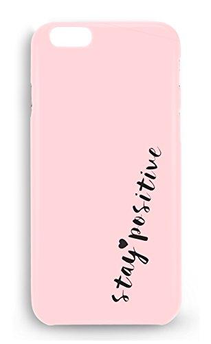 Funda Carcasa Chica Glam Frases para Samsung Galaxy S6 Edge Plus plástico rígido