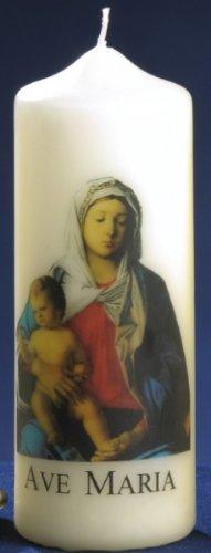 Marien Kerze - Ave Maria Marienkerze