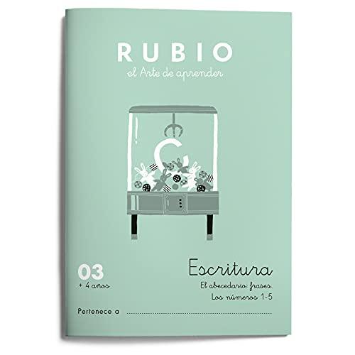 Escritura RUBIO 03