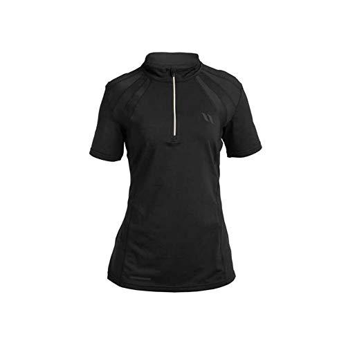 Back on Track Olivia T-Shirt, Noir, S Femme