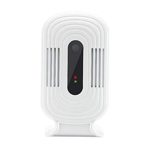 JQ-200Intelligentes WiFi Home Smog Meter CO2 HCHO Luftqualität Analyse Tester Detektor Sensor Temperatur Luftfeuchtigkeit Monitor