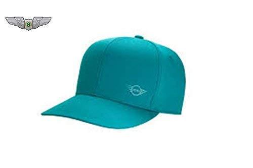 Mini Lifestyle Kollektion Neu Original Unisex Signet Design Baseballmütze Cap in Türkis 80162445653