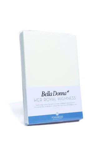 Formesse Spannbettlaken Jersey Bella Donna