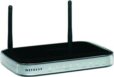 NETGEAR DGN2000 Wireless-N Router with Built-in DSL Modem