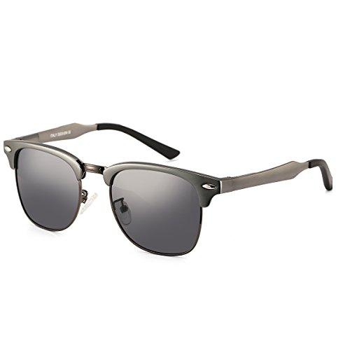 Dollger Clubmaster Sunglasses