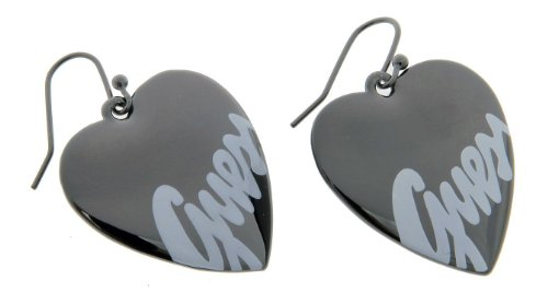 Guess UBE81033 - Pendientes de acero con circonita con cierre de gancho
