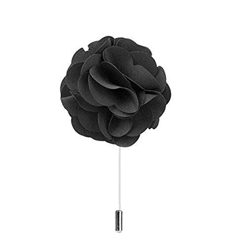 yeah67886Herren Anzug Zubehör Boutonniere Anstecknadel Brosche Blume (M9)