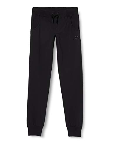 Venice Beach Damen Jogginghose Valley Tor Pants Hose, Black, L