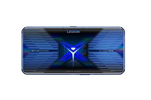 Lenovo Legion Duel - Smartphone 256GB, 12GB RAM, Dual SIM, Blazing Blue