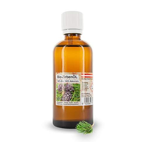 Bio Zirbenöl | 100ml