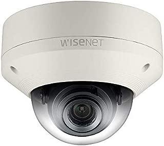 Samsung IPolis Wisenet POE IP Network 1080P 1.3MP Vandal Dome Security Surveillance Outdoor Camera SNV-5084 for Home, Commercial Building, Varifocal Lens (Renewed)