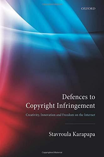 Defences to Copyright Infringement