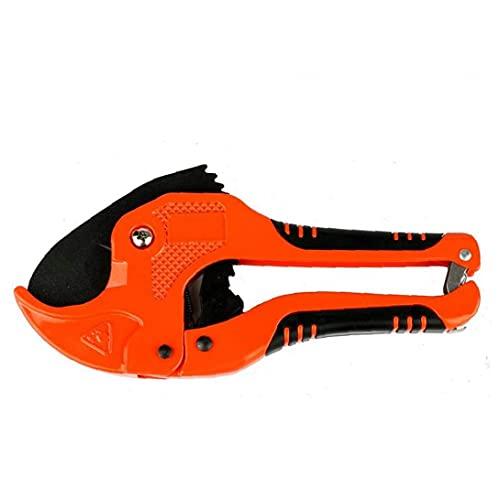 Tijeras de herramientas de plástico abrazadera de pipa Heavy Duty PVC Pipe Tubo Tijeras multi-funcionales