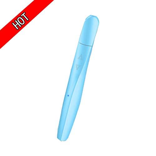 YB3DB stylo 3D pour les arts et l'artisanat, moulage 3D, sculpture et griffonnage, cadeau parfait pour les enfants (bleu)