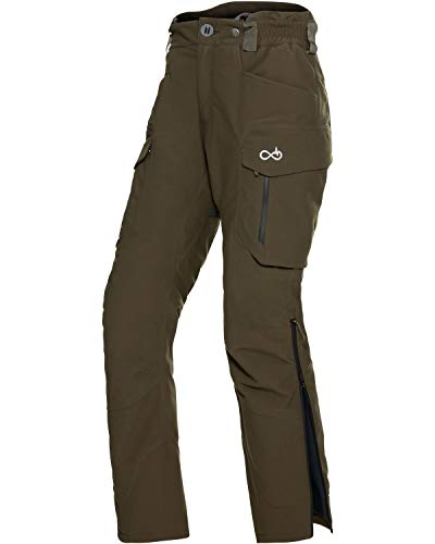 Merkel Gear Hose WNTR Expedition G-LOFT® Pants Oliv 56