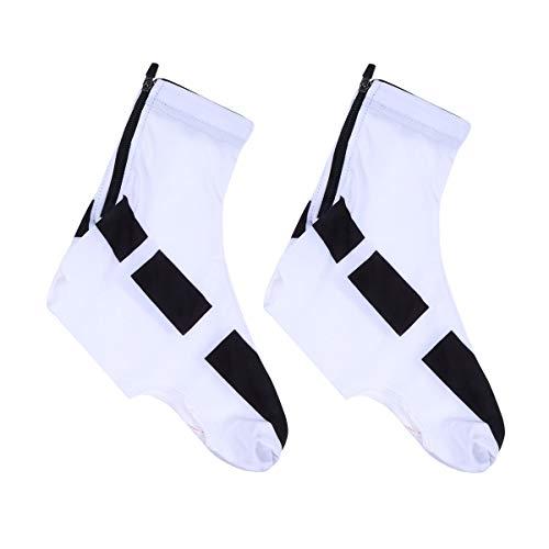 BESPORTBLE 1 par de Zapatillas de Ciclismo Cubre Zapatos Protector Cubre Botas...