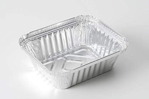 1000 X N ° 2 Foil Container – SKU : 70026