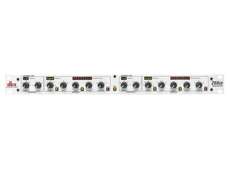dbx 266 XS - Kompressor/Gate