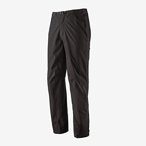 Patagonia Herren M's Calcite Pants Hose, schwarz, M