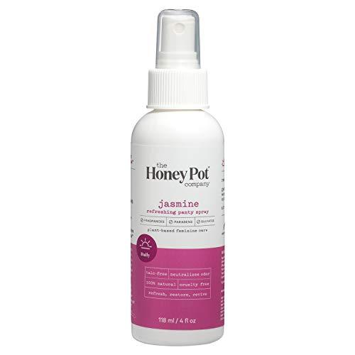 The Honey Pot Jasmine Refreshing Deodorant Panty Spray review