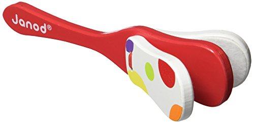 Castagnette pour enfants confetti - Janod