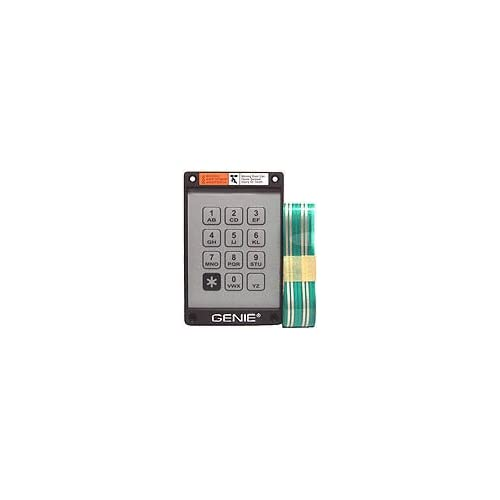 Genie Keypad Amazon Com