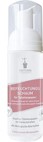 Bioturm Bio BIOTURM Befeuchtungsschaum für Toilettenpapier 150 ml (1 x 150 ml)