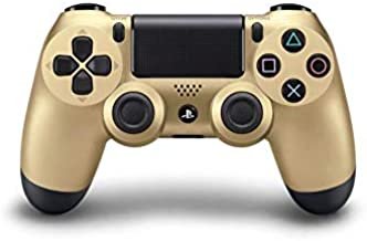 PS4 DualShock 4 Wireless Controller, Gold/Black