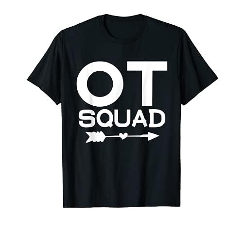 Equipo de Terapeuta Ocupacional - Terapia Física OT Outfit Camiseta