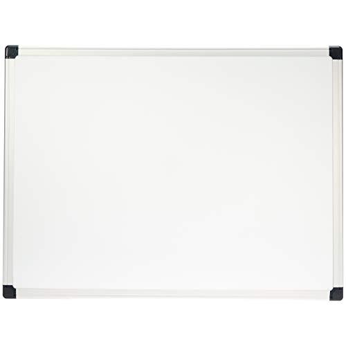 AmazonBasics Magnetic Dry Erase Board, 18' x 24', Aluminum Frame