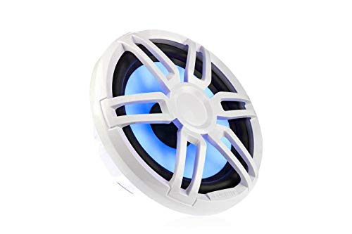 Fusion XS-SL10SPGW Sports Marino XS Series Subwoofer, 600 W, met LED