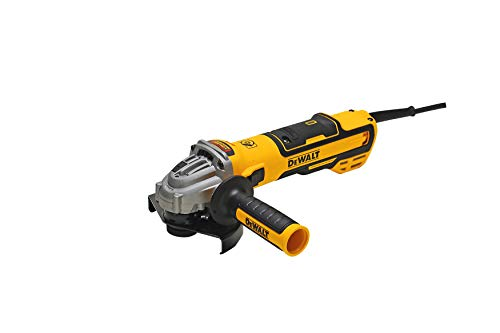 Dewalt DWE4347-QS Amoladora de ángulo eléctrica 125 mm 1700 W BL, Negro y amarillo, Size