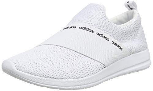adidas Refine Adapt, Scarpe da Corsa Donna, Bianco (Ftwr White/Ftwr White/Grey One F17), 37 1/3 EU