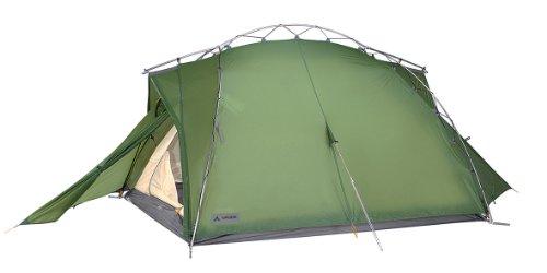 VAUDE Mark UL 3P Tente très légère pour l'alpinisme et Le Trekking Mixte Adulte, Green, Taille...