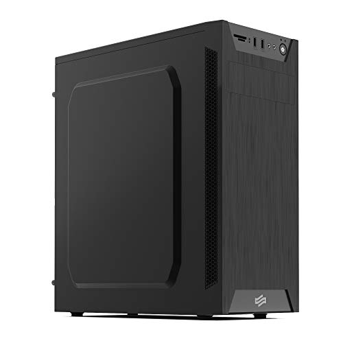 Sedatech PC Gaming Casual AMD Athlon 200GE 2X 3.2Ghz, Radeon Vega 3, 8 GB RAM DDR4, 240Gb SSD, 2Tb HDD, USB 3.1, WiFi, CardReader. Ordenador de sobremesa, sin OS