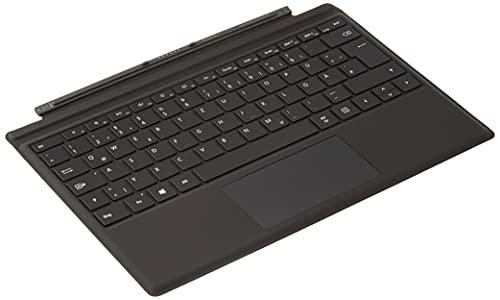 Microsoft Surface Pro Type Cover (QWERTZ Keyboard) Schwarz