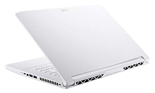 Acer ConceptD 7 (CN715-71-743N) 39,6 cm (15,6 Zoll Ultra-HD IPS matt) Creator Laptop (Intel Core i7-9750H, 16 GB RAM, 512 GB PCIe SSD, NVIDIA GeForce RTX 2060, Win 10 Pro) weiß