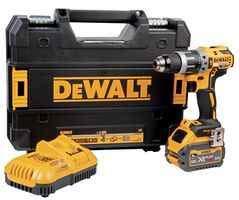Dewalt 18V/54V XR 1x 6Ah Li-Ion Cordless Brushless Combi Drill Kit - DCD796T1-GB