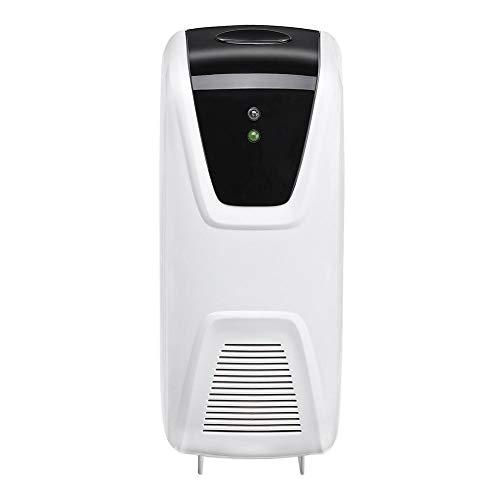 Lowest Prices! Air Freshener Dispenser Light Sensor Fan Type Diffuser Auto Aerosol Spray Dispenser F...